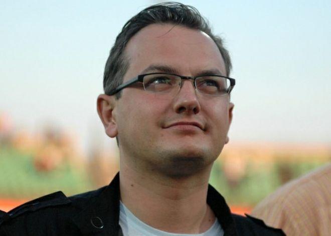 Robert Pietryszyn nie włada już areną przy alei Śląskiej