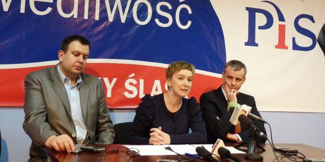 Mirosława Stachowiak-Różecka to kandydatka Prawa i Sprawiedliwości na prezydenta Wrocławia