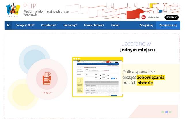 W czwartek 30 lipca ruszył nowy portal informacyjno-płatniczy PLIP