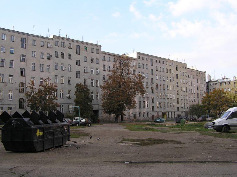 Jeszcze w tym tygodniu zostanie rozpisany przetarg na wykonawcę remontu podwórka między pl. Staszica, ul. Chrobrego i Św. Wincentego.