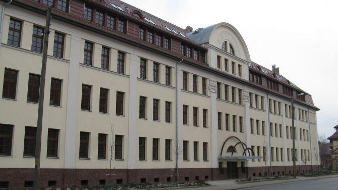Przyszła siedziba KMP we Wrocławiu.