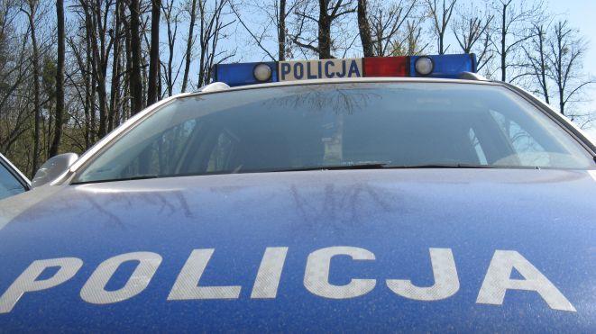 Policjanci sprawdzają w jaki sposób mężczyzna zmarł