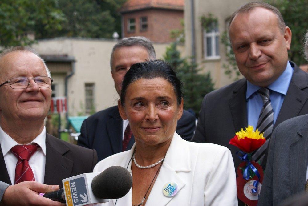 Listę w okręgu wrocławskim otworzy senator Alicja Chybicka
