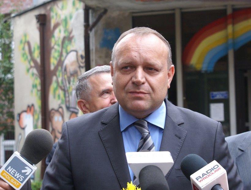 O mandat senatora znów powalczy Jarosław Duda z Platformy Obywatelskiej