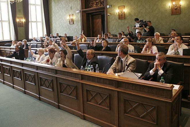 28 listopada odbędzie się nadzwyczajna sesja rady miejskiej