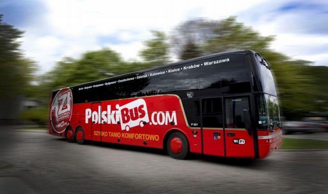 Od 7 lutego PolskiBus.com będzie jeździł między Wrocławiem a Berlinem