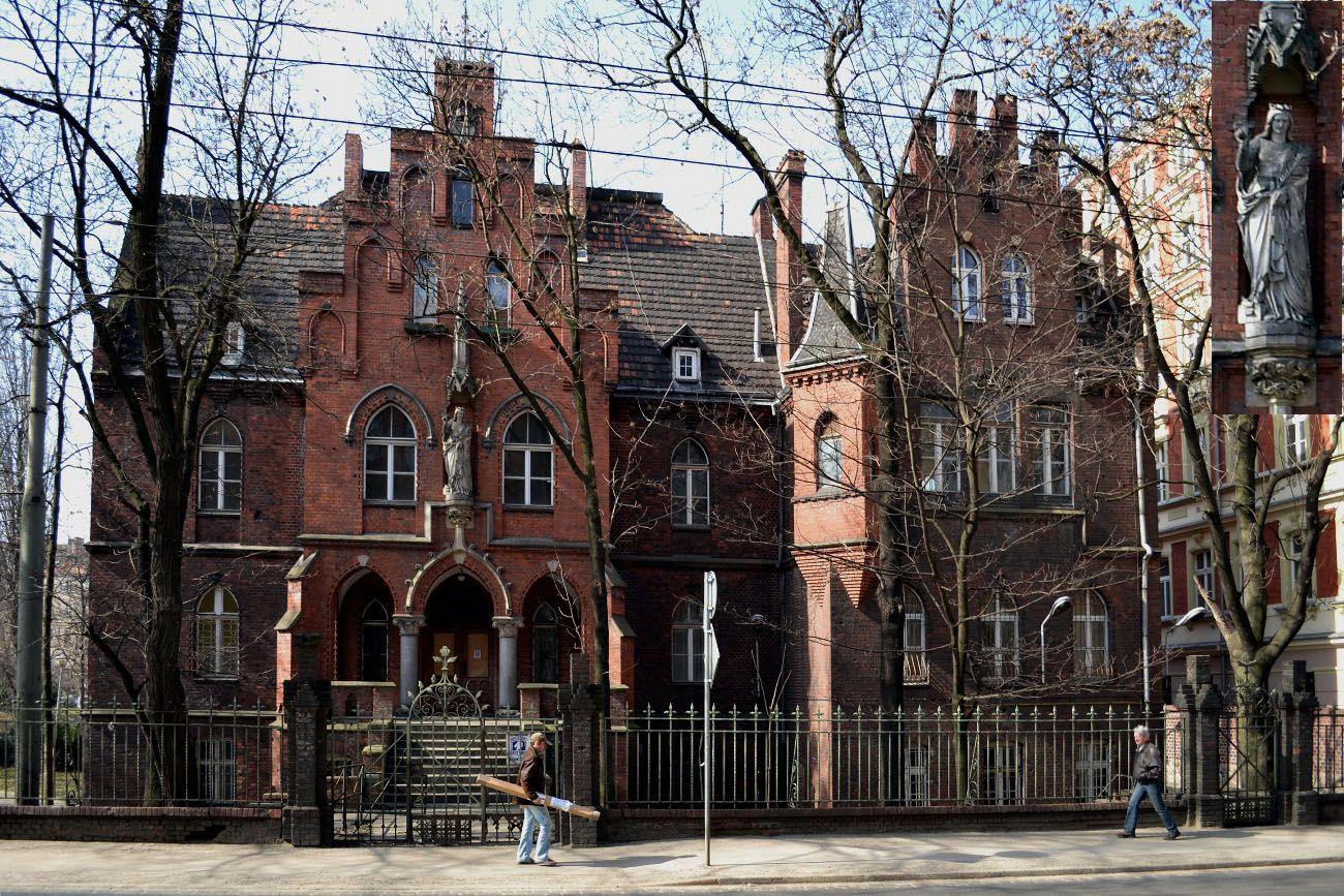 Uniwersytet Medyczny znalazł kupca na dawny szpital kliniczny przy ul. Poniatowskiego. To wrocławska firma Lokum Deweloper