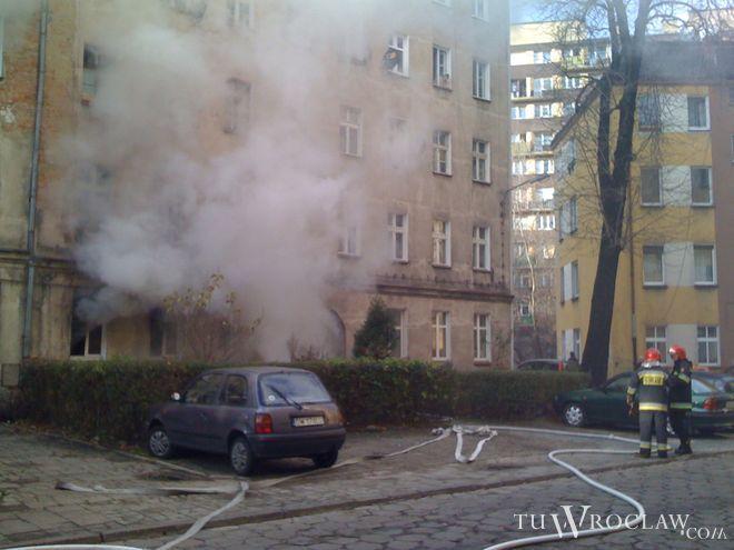 Udało nam się potwierdzić, że w pożarze zginęła jedna osoba