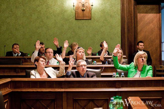 Zieloni chcą, by mieszkańcy mogli zabrać głos podczas sesji wrocławskiej rady miejskiej