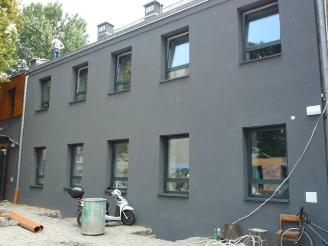 Budynek przy Rydygiera wyremontowano za pieniądze z Unii Europejskiej