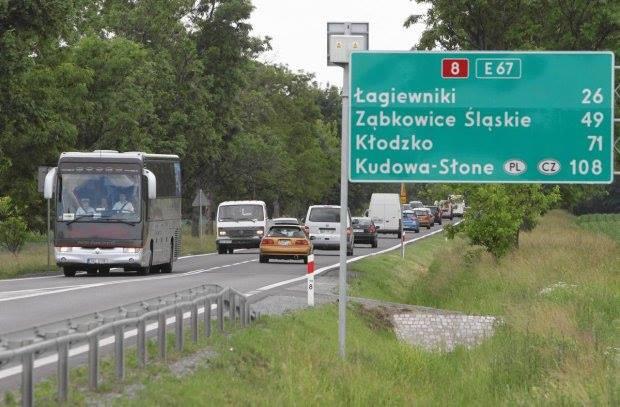 Droga krajowa nr 8 zostanie zmodernizowana, ale to nie zadowala zwolenników budowy ''ekspresówki''