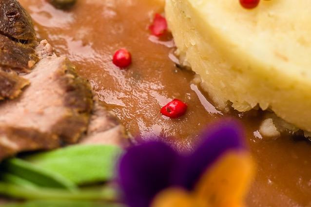 W ten weekend można skosztować sarniny w restauracji Niezłe Ziółko