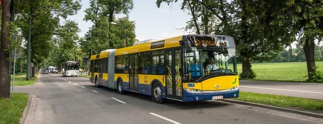 Na wrocławskie ulice wkrótce mogą wyjechać autobusy firmy Solaris