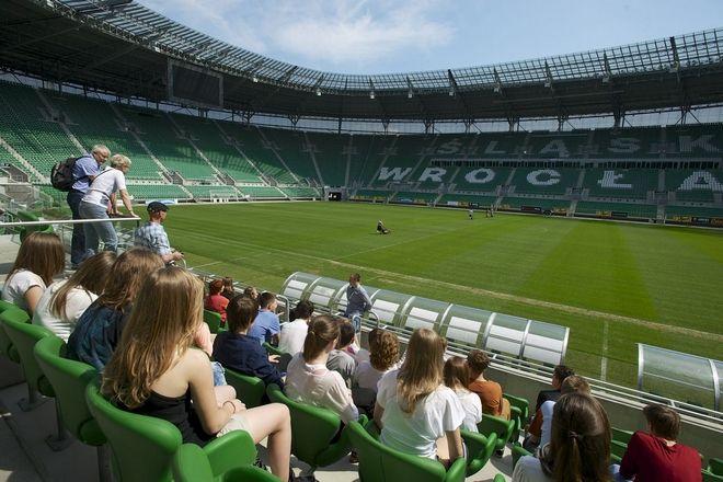 Takich pokazów na Stadionie Wrocław jeszcze nie było