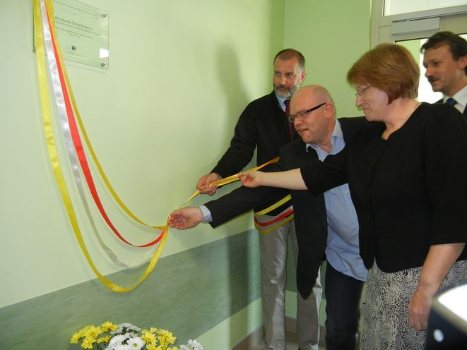 Wrocławską Szkołę Rodzenia otwarto z okazji beatyfikacji Jana Pawła II.
