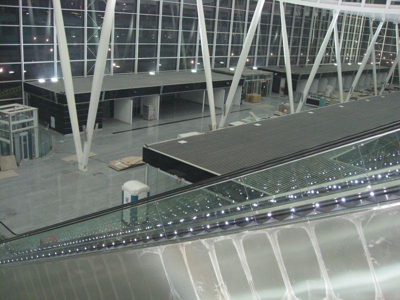 Wrocławski terminal jest już prawie gotowy