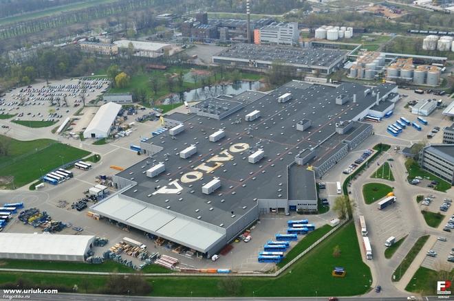 Nowy biurowiec Volvo stanie przy ul. Mydlanej na Swojczycach