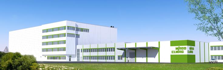 Wrocławska firma Wago Elwag zatrudni co najmniej 205 osób w swoim nowym zakładzie produkcyjnym, który wybuduje we Wróblowicach