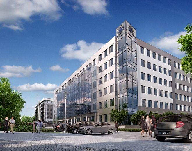 Kompleks West Forum docelowo ma składać się z 6-8 budynków