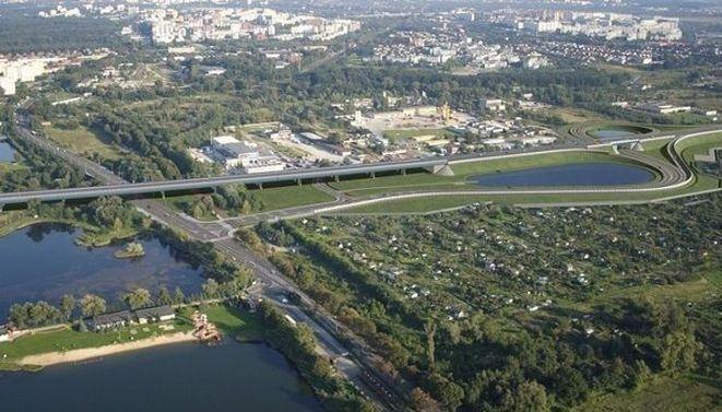 Podczas budowy węzła Kosmonautów na obwodnicy autostradowej trzeba będzie zatrzymać tramwaje jeżdżące na Leśnicę.
