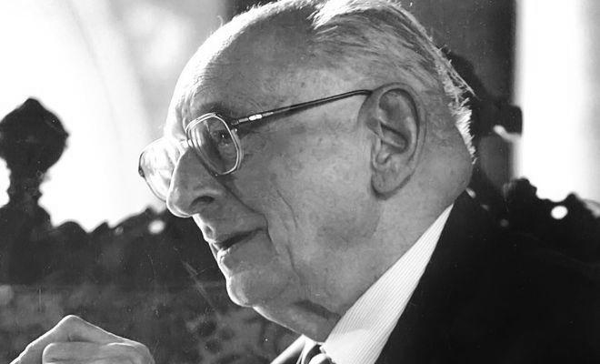 Pod koniec kwietnia, w wieku 93 lat zmarł prof. Władysław Bartoszewski