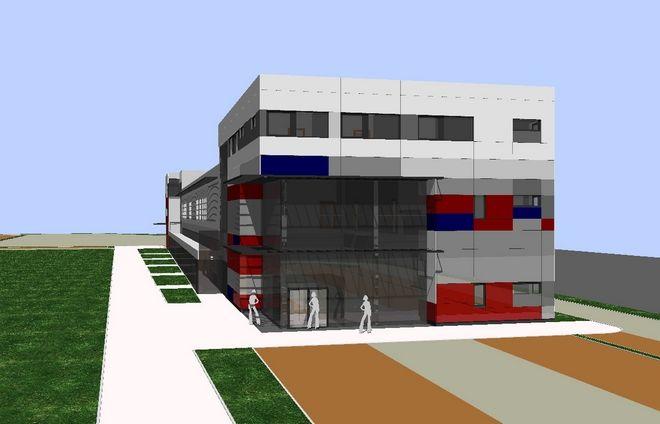 Tak będzie wyglądać nowa siedziba WORD przy ul. Ziębickiej