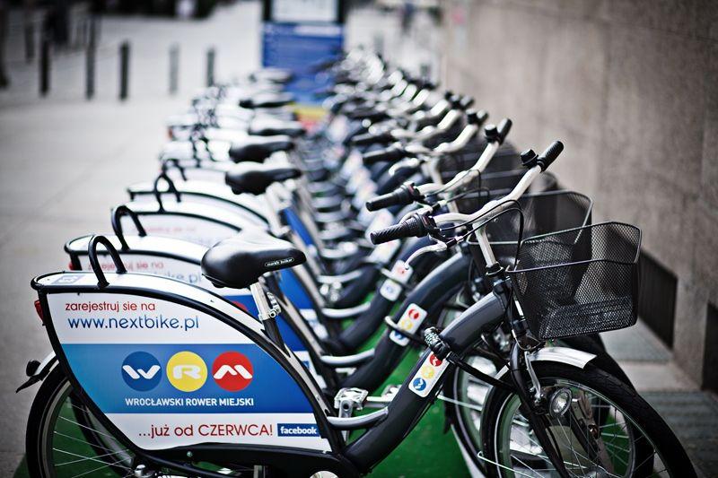 Pościg za złodziejem wrocławskiego roweru miejskiego