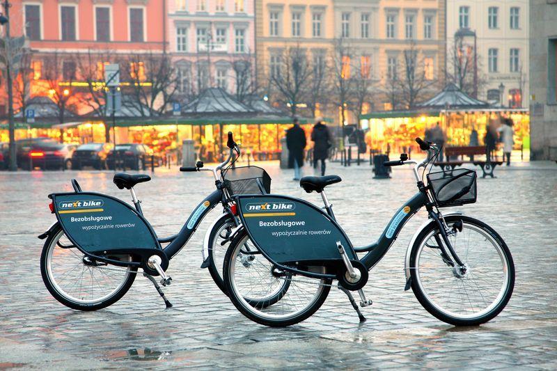 Po co komu rower miejski: debata już dziś • Wiadomości • www