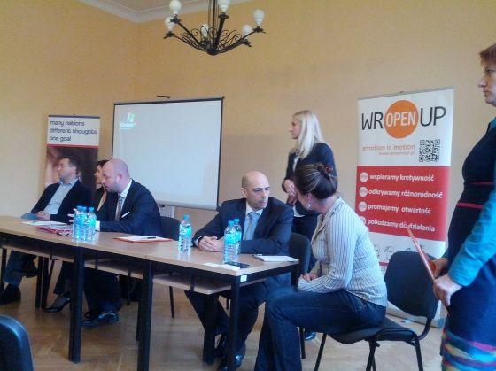 Kampania WrOpenUp wystartowała 22 listopada