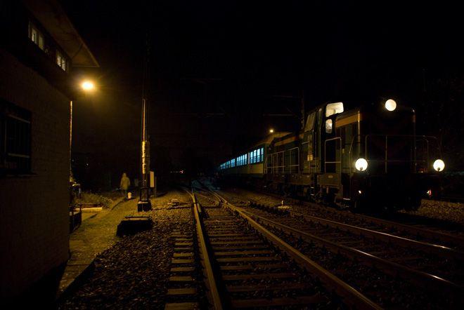 Ruch pociągów na trasie przez Sołtysowice został na kilka godzin zablokowany