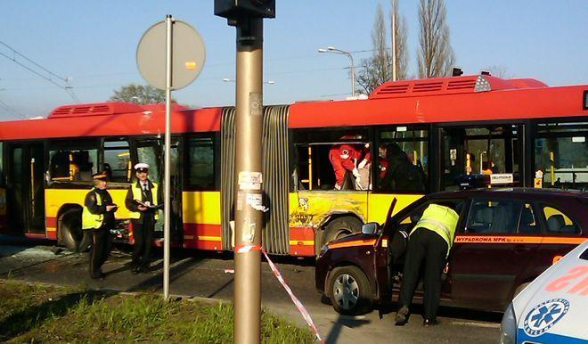 Podróże w tramwajach i autobusach są najbezpieczniejsze, lm