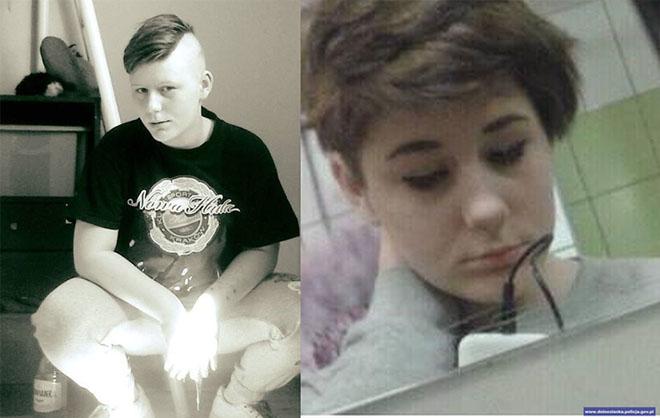 Zaginiona 13 letnia Katarzyna Firka