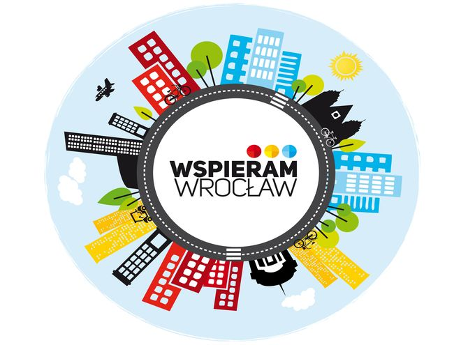 Projekt Wspieram Wrocław