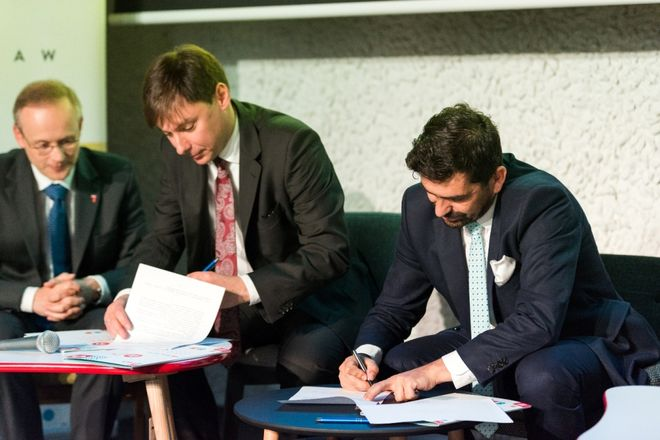 Umowa ESK z IPN została parafowana