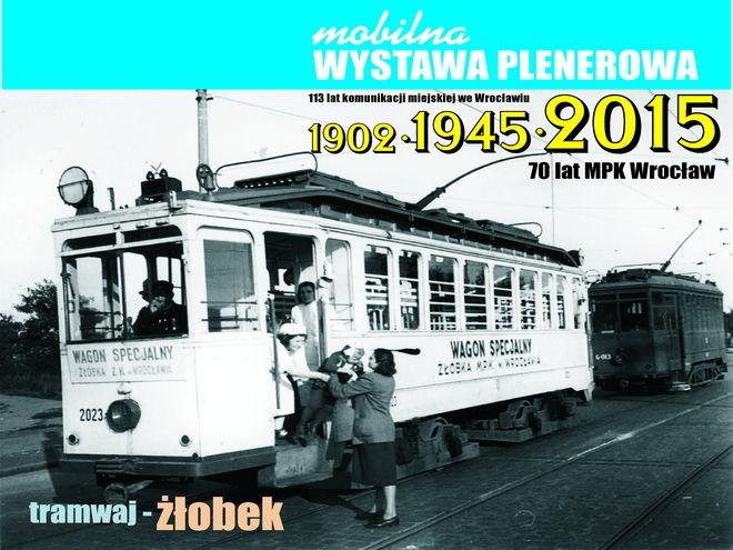 Plenerowa wystawa fotografii na początek na placu Solnym