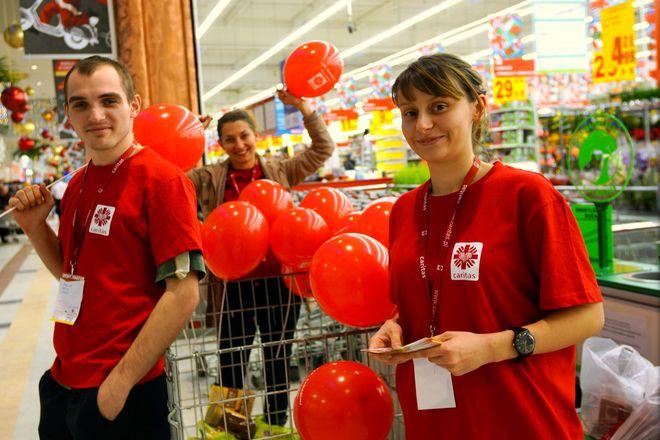 Zbiórka odbywa się we wrocławskich sklepach