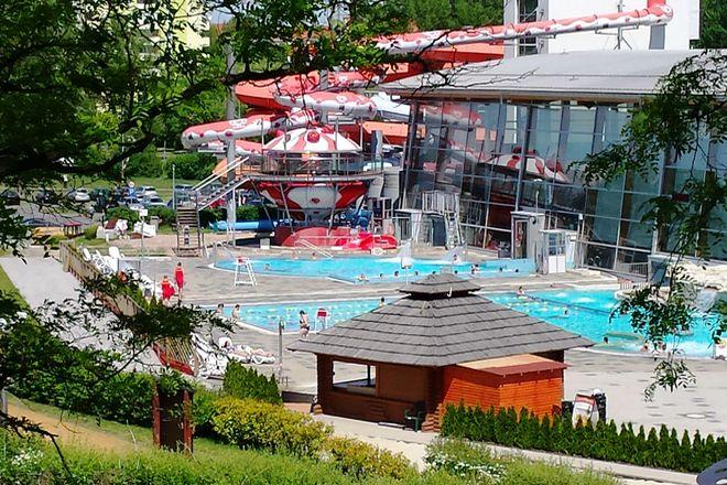 We wrocławskim Aquaparku nie można się nudzić