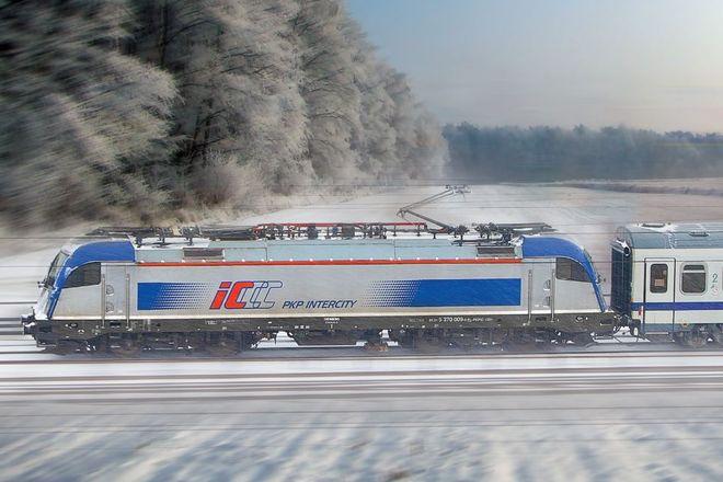 PKP Intercity zima nie zaskoczy