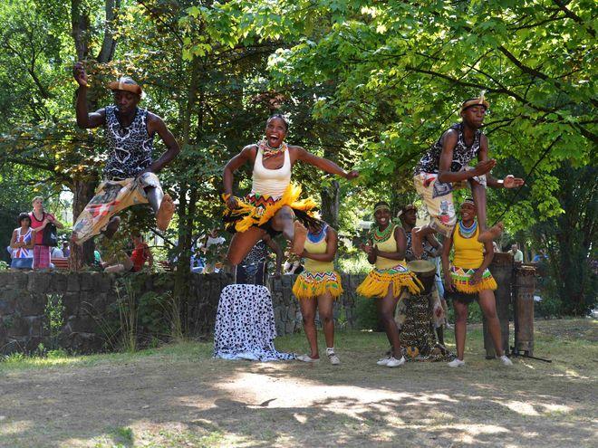 Zespół z Zimbabwe
