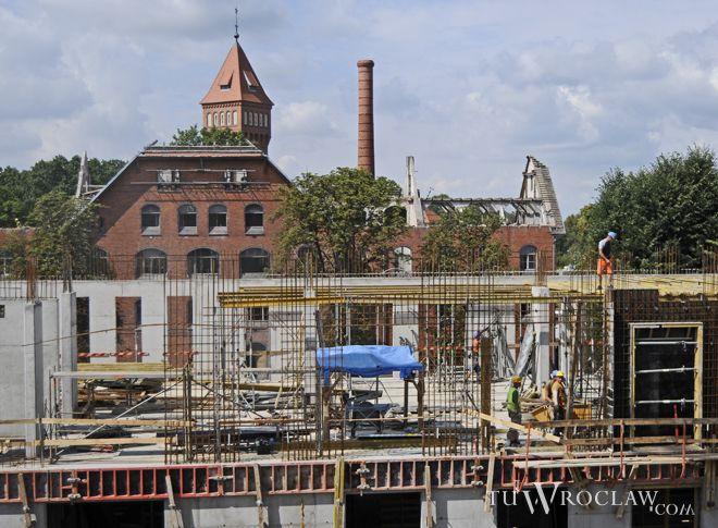 Wrocławskie Centrum Badań EIT+ inwestuje również w rozbudowę kampusu na Praczach Odrzańskich