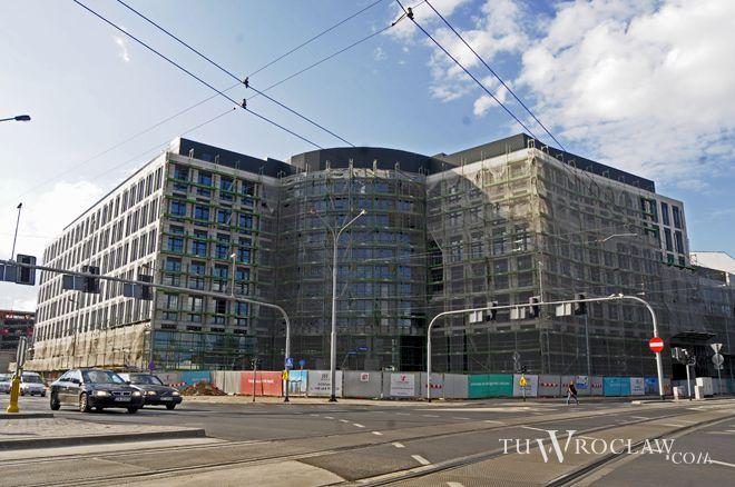 W czwartym kwartale 2012 roku we Wrocławiu oddanych do użytku zostanie 34 000 mkw.  nowoczesnej powierzchni biurowej
