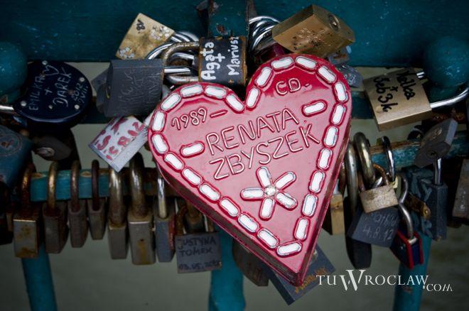 Wrocław to jedno z najbardziej romantycznych polskich miast