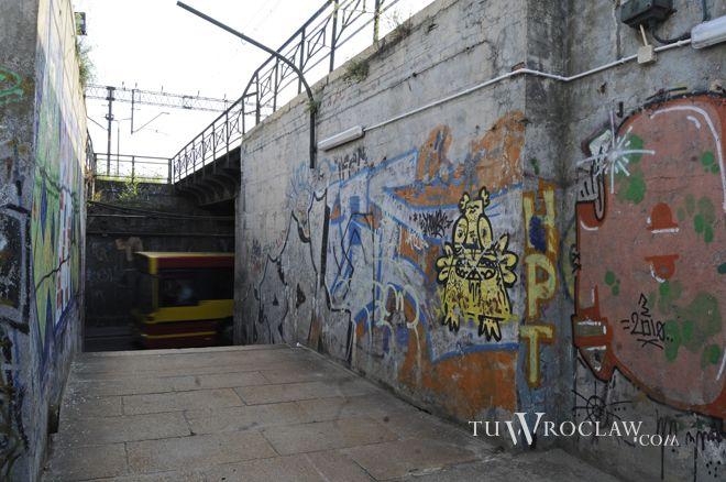 Niszczenie ścian bohomazami to we Wrocławiu prawidziwa plaga