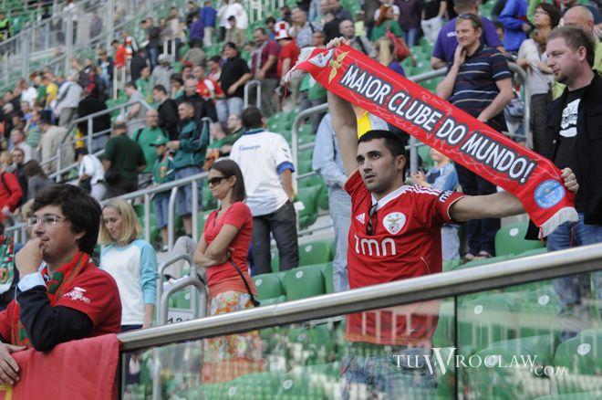 Świętem futbolu miał być lipcowy turniej Polish Masters, ale kibiców z zagranicy przyjechało niewielu