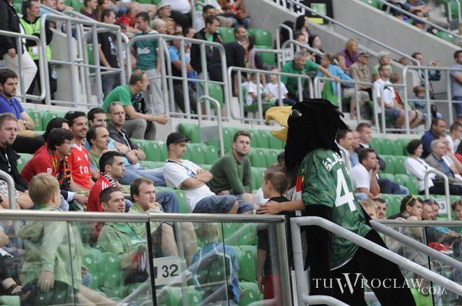Na meczu z Podbeskidziem pojawi się więcej kobiet niż zwykle