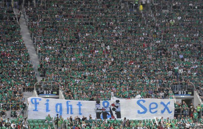Kibice polskich klubów piłkarskich mają w Europie bardzo złą opinię