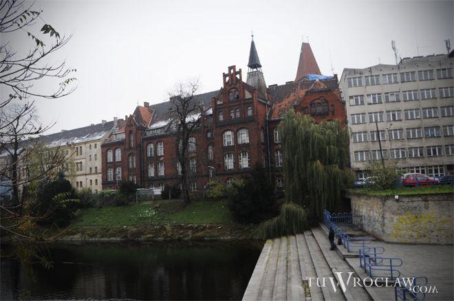 Zmienił się projektant inwestycji na terenie dawnego szpitala im. Babińskiego