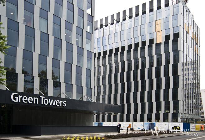 Większośc powierzchni w biurowach wynajmują firmy z sektora nowoczesnych usług biznesowych