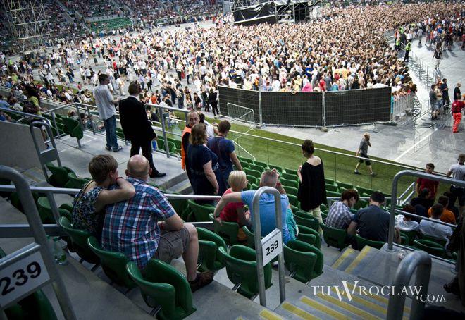 Koncertu Queen na żywo wysłuchało 30 tysięcy ludzi