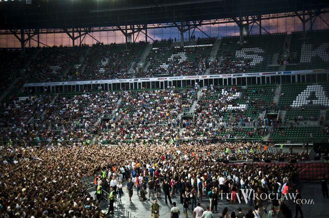 Czy arena w końcu przyciągnie tłumy?
